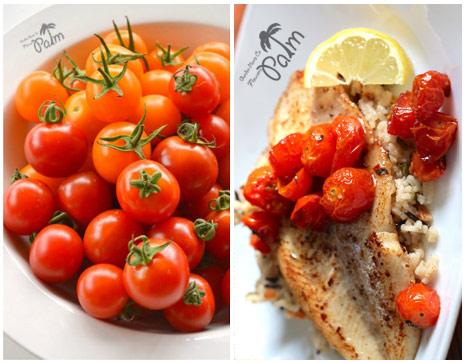 بذر گوجه فرنگی گیلاسی cherry tomato