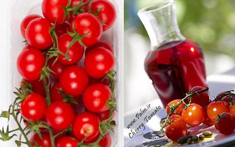 بذر گوجه فرنگی گیلاسی